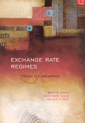 Exchange Rate Regimes 0 9780262072403 0262072408