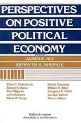Perspectives on Positive Political Economy 0 9780521398510 0521398517