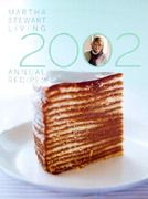 Martha Stewart Living 2002 Annual Recipes 0 9780848724498 0848724496