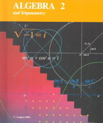 Algebra 2 and Trigonometry 1st Edition 9780395535929 0395535921