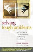 Solving Tough Problems 2nd edition 9781576754641 1576754642