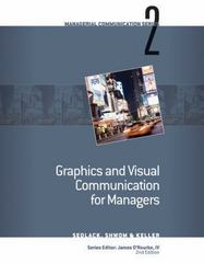 Module 2: Graphics and Visual Communication for Managers 2nd edition 9780324584189 0324584180
