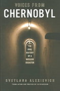 Voices from Chernobyl 1st Edition 9781564784018 1564784010