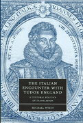 The Italian Encounter with Tudor England 0 9780521848961 0521848962