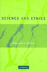 Science and Ethics 0 9780521674188 0521674182