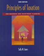 Principles of Taxation for Business and Investment Planning 3rd edition 9780072298703 0072298707