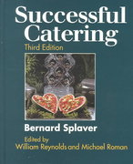 Successful Catering 3rd Edition 9780471289258 0471289256