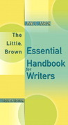 The Little, Brown Essential Handbook for Writers 4th Edition 9780321100450 032110045X