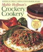 Mable Hoffman's Crockery Cookery, Revised Edition 0 9781557882172 1557882177