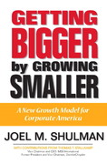 Getting Bigger by Growing Smaller 1st edition 9780130084224 0130084220