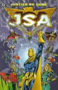 JSA: Justice Be Done - Book 01 0 9781563896200 1563896206