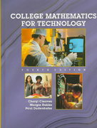 College Mathematics for Technology 4th edition 9780137166145 0137166141