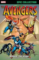 Avengers Epic Collection 1st Edition 9780785191650 0785191658