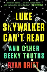 Luke Skywalker Can't Read 1st Edition 9780147517579 0147517575