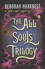 The All Souls Trilogy Boxed Set 1st Edition 9780147517722 0147517729