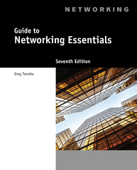 Guide to Networking Essentials 7th Edition 9781305105430 1305105435