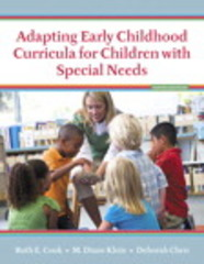 Adapting Early Childhood Curricula for Children with Special Needs, Enhanced Pearson eText with Loose-Leaf Version -- Access Card Package 9th Edition 9780134019413 0134019415