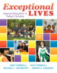 Exceptional Lives 8th Edition 9780133589344 013358934X