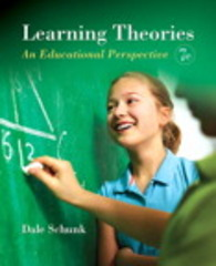 Learning Theories 7th Edition 9780134013480 0134013484