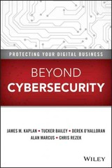 Beyond Cybersecurity 1st Edition 9781119026846 1119026849