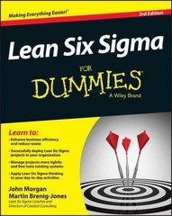 Lean Six Sigma For Dummies 3rd Edition 9781119067351 1119067359