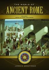 The World of Ancient Rome 1st Edition 9781440829079 1440829071