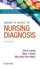 Mosby's Guide to Nursing Diagnosis 5th Edition 9780323390200 032339020X