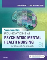 Varcarolis' Foundations of Psychiatric-Mental Health Nursing 8th Edition 9780323389679 0323389678