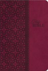 KJV Classic Personal Size Giant Print End-Of-Verse Reference Bible 1st Edition 9780718037147 0718037146