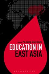 Education in East Asia 1st Edition 9781474235488 1474235484