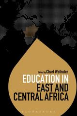Education in East and Central Africa 1st Edition 9781474235167 1474235166