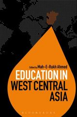 Education in West Central Asia 1st Edition 9781474235495 1474235492