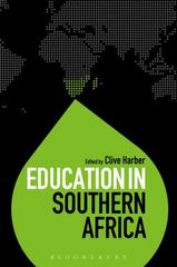 Education in Southern Africa 1st Edition 9781474235150 1474235158