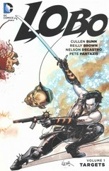 Lobo Vol. 1: Targets (The New 52) 52th Edition 9781401254834 1401254837