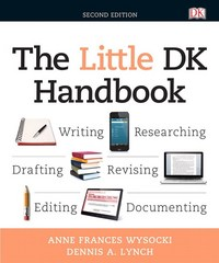 The Little DK Handbook 2nd Edition 9780321989734 0321989732