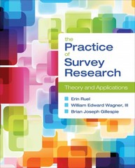 The Practice of Survey Research 1st Edition 9781452235271 1452235279