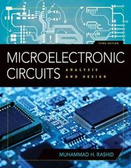 Microelectronic Circuits 3rd Edition 9781305887305 1305887301