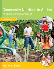 Community Nutrition in Action 7th Edition 9781305887244 1305887247