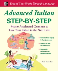 Advanced Italian Step-by-Step 1st Edition 9780071837194 0071837191