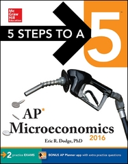 5 Steps to a 5 AP Microeconomics 2016 2nd Edition 9780071846158 0071846158