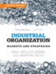 Industrial Organization 2nd Edition 9781107069978 1107069971