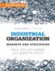 Industrial Organization 2nd Edition 9781107687899 1107687896