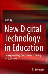 New Digital Technology in Education 1st Edition 9783319058214 3319058215
