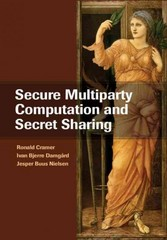 Secure Multiparty Computation and Secret Sharing 1st Edition 9781107043053 1107043050