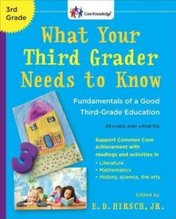 What Your Third Grader Needs to Know (Revised and Updated) 1st Edition 9780553394665 0553394665