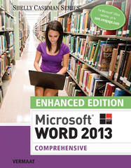 Microsoft Word 2013, Enhanced 1st Edition 9781305507210 1305507215