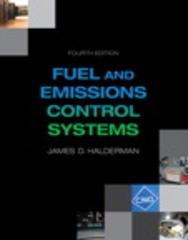Automotive Fuel and Emissions Control Systems 4th Edition 9780133799842 0133799840