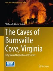 The Caves of Burnsville Cove 1st Edition 9783319143903 3319143905