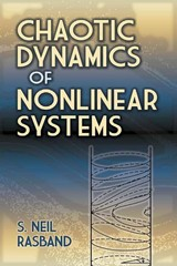 Chaotic Dynamics of Nonlinear Systems 1st Edition 9780486795997 0486795993