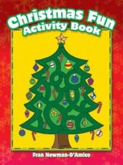 Christmas Fun Activity Book 1st Edition 9780486791838 0486791831